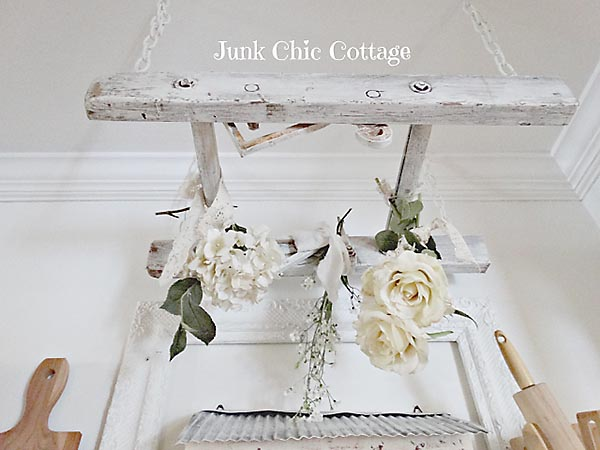 Romantic Kitchen Display
