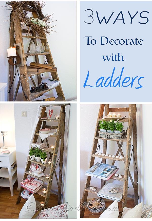 One Ladder Three Ways