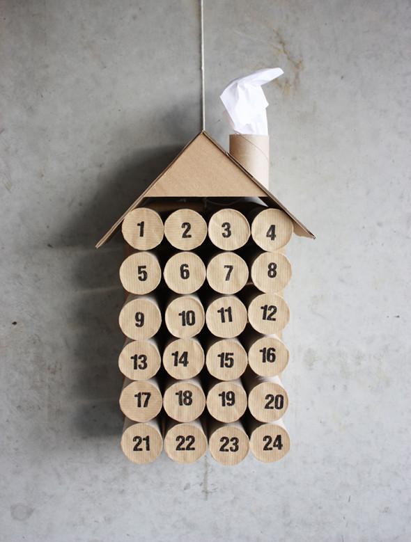 paper roll calendar