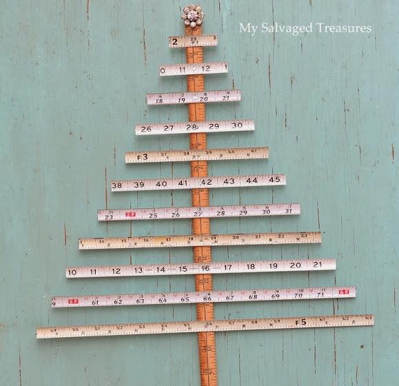 Tape Measure Tree