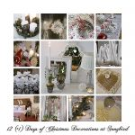 12 Days of Christmas Decorations Round-up