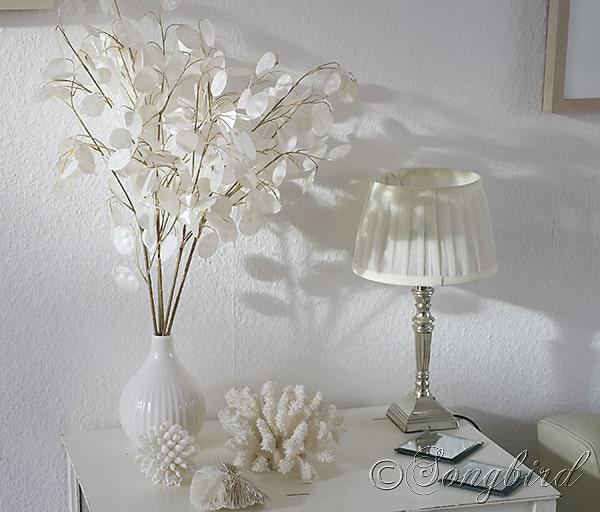 White winter decoration - Deco mariage fait maison ...