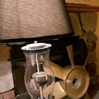 Really cool lamp. My motor guy will love it (I think)