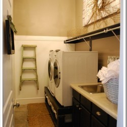 I don't have a Laundry Room…but I want this one!