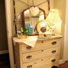 ~ Donna does it again ~ An old dresser dressed up