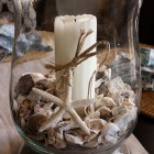 Beachy Candle…. is pretty