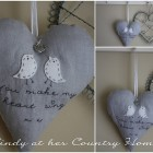 Free stitching pattern for an adorable heart.