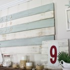 The Lettered Cottage: Our Summer Mantel