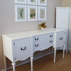 Look at this New Old Sideboard by BailiwickStudio It is gorgeous!
