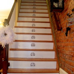 Still looking for staircases. So this party @TheStoriesofA2Z should def. be in my inspiration file.