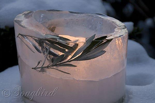 Songbird Ice Lantern 5