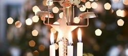 carousel angels candles bells via Songbird Blog (1)