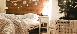 decorate your bedroom for Christmas (1)