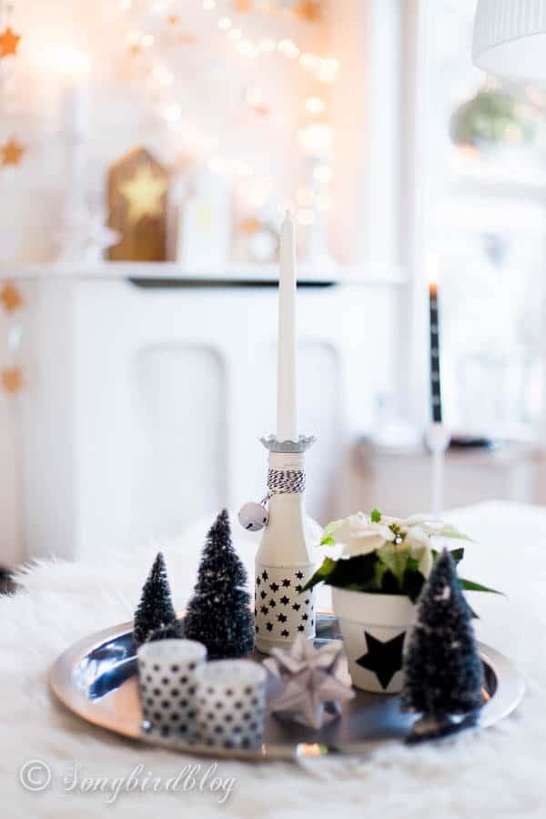 Christmas table centerpiece-2-2