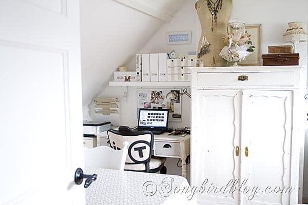 Craft Room Reveal Songbirdblog 3