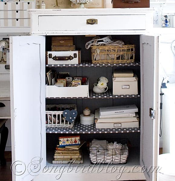Craft Room Makeover: Craft Room And Home Office Inspiration