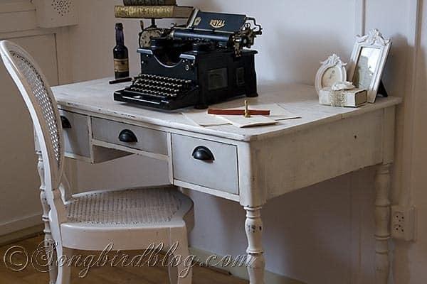 Desk Makeover 3