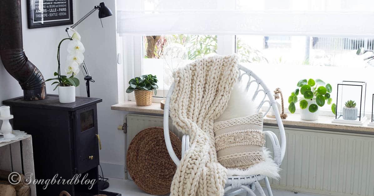 White bohemian living room a sneak peak songbird for White boho living room