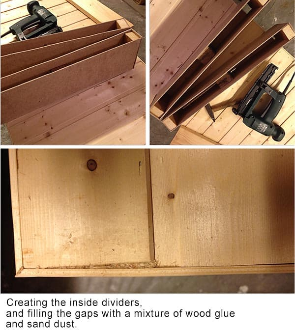Furniture project Ikea Lack tv stand makeover hack how to tutorial 2 songbirdblog