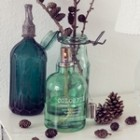 Green Vintage Bottes Fall Decor_-2