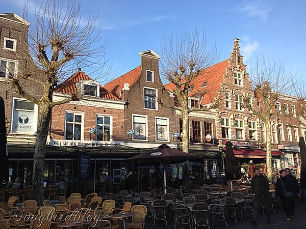 Haarlem Dutch houses