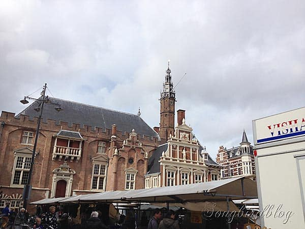 Haarlem city hall