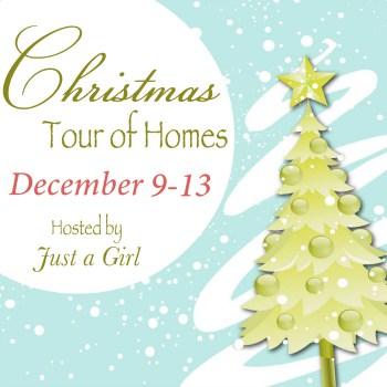 Just a Girl Christmas Home Tour
