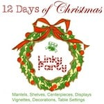 Christmas Decorating Ideas Linky Party. And a Giveaway.