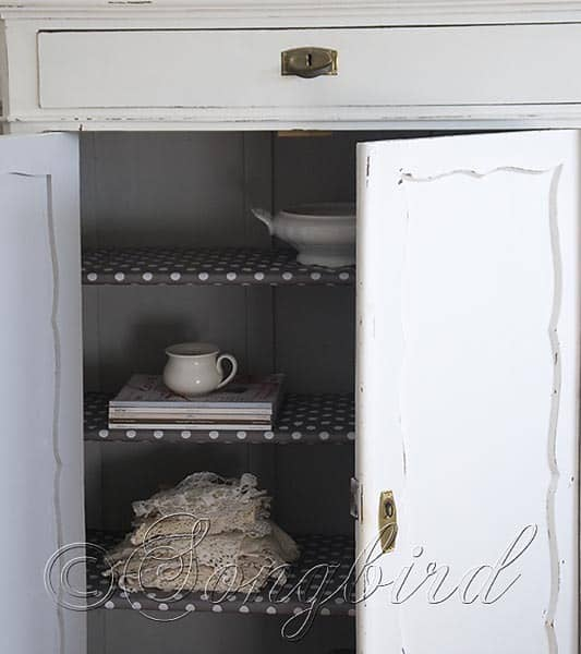 Maid's Closet White 4