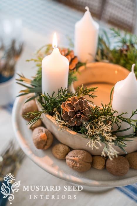 ring mold advent wreath