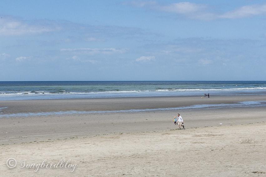 Opal Coast France beach
