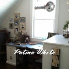 Patina White Office Reveal