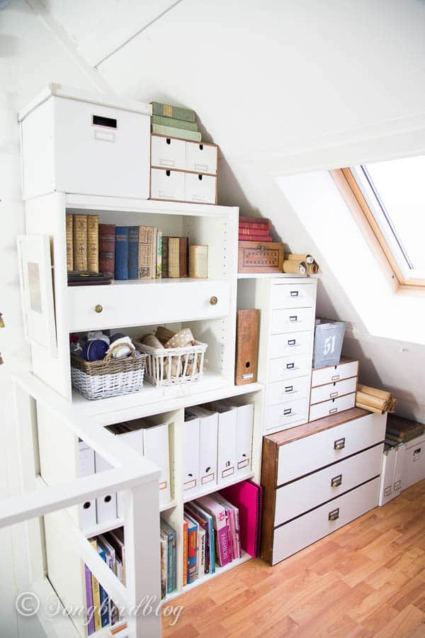 How To Create More Attic Storage Space