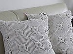 Thumb Crochet Handmade Pillow Shams 1
