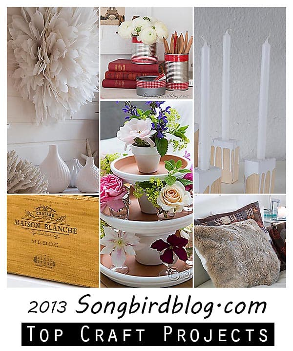 Top Craft projects 2013 Songbird