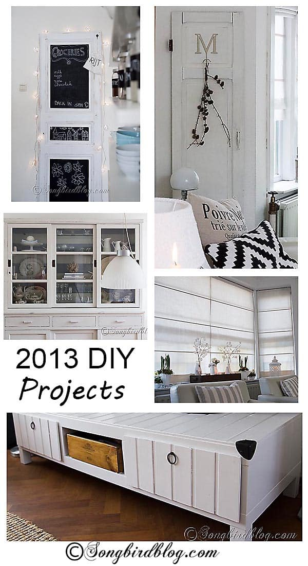 Top DIY projects 2013 Songbird