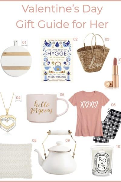 gift guide for homebodies