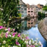 Visiting beautiful, romantic Strasbourg