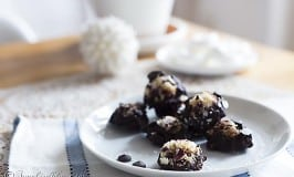 almond coconut chocolate bites 3