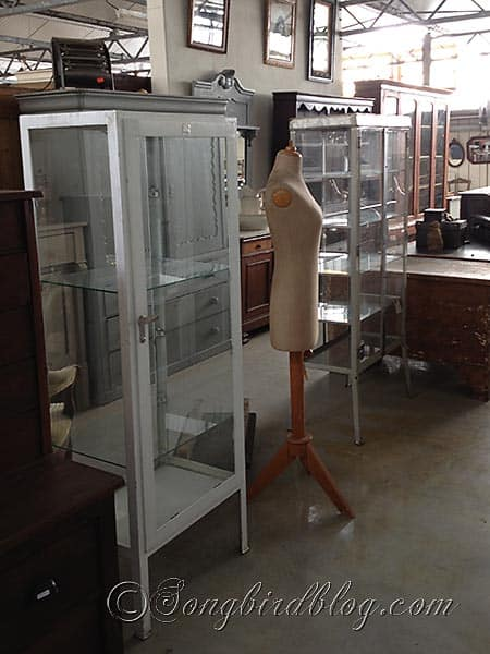 glass apothecary cabinets