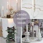 Candle Holder Inspiration