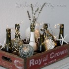 coastal-beach-decoration-bottles-and-crate-at-Songbirdblog
