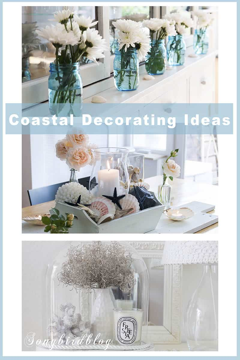 Nautical home decor ideas easy centerpieces