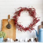 farmhouse Fall mantel decor-3