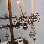 Four Candles Advent Wreath