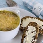 recipe for easy onion soup with cheese