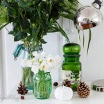 green Fall arrangement -2