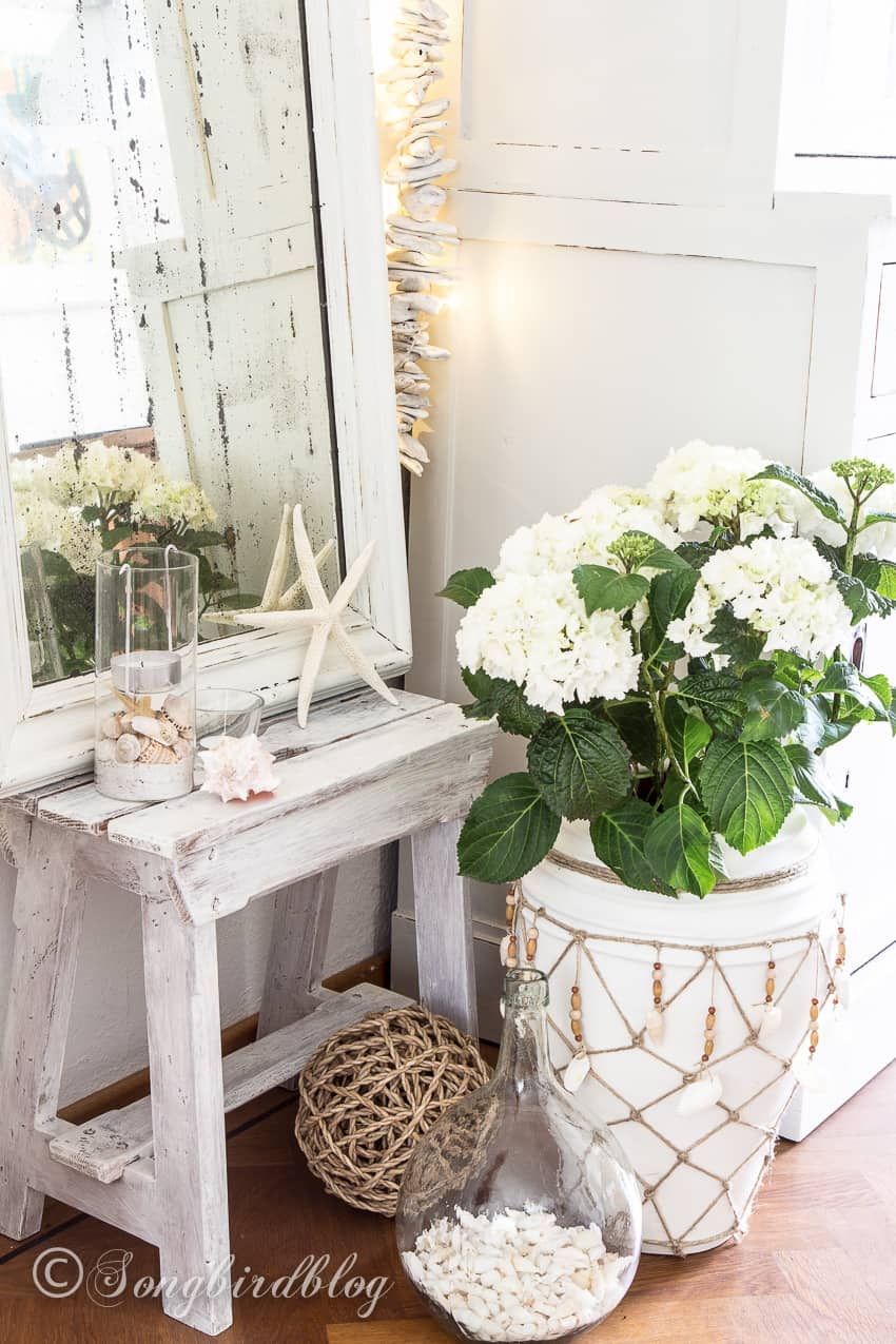 diy beach house decor