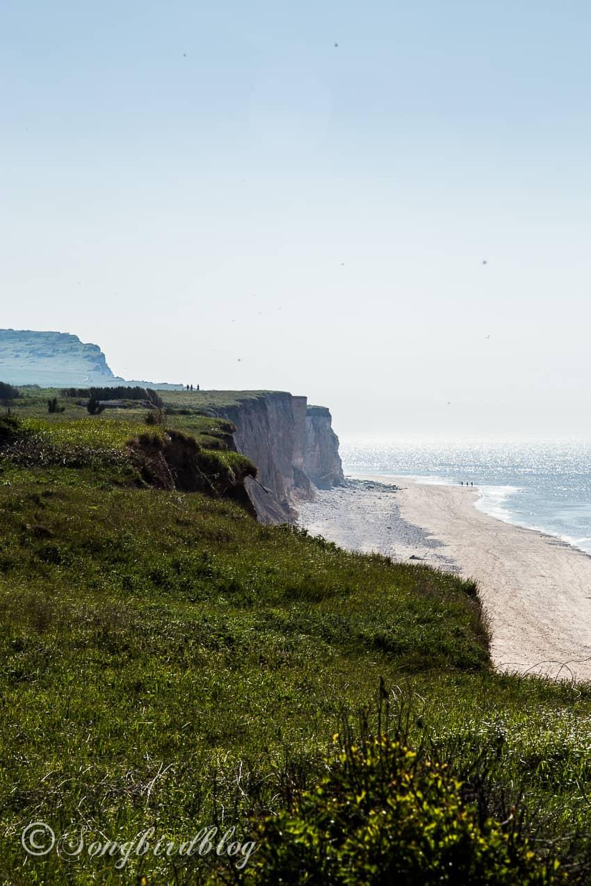 Opal Coast France shoreline