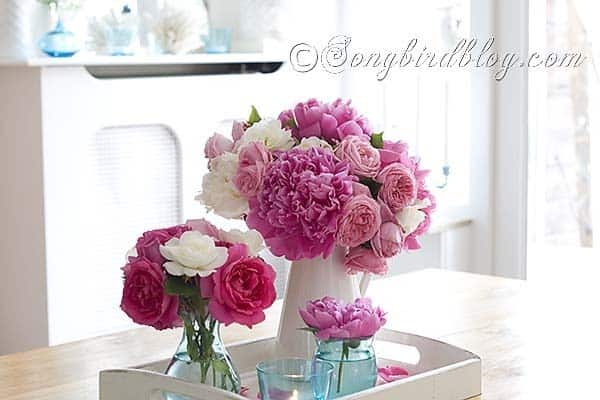 pink roses and peonies 4